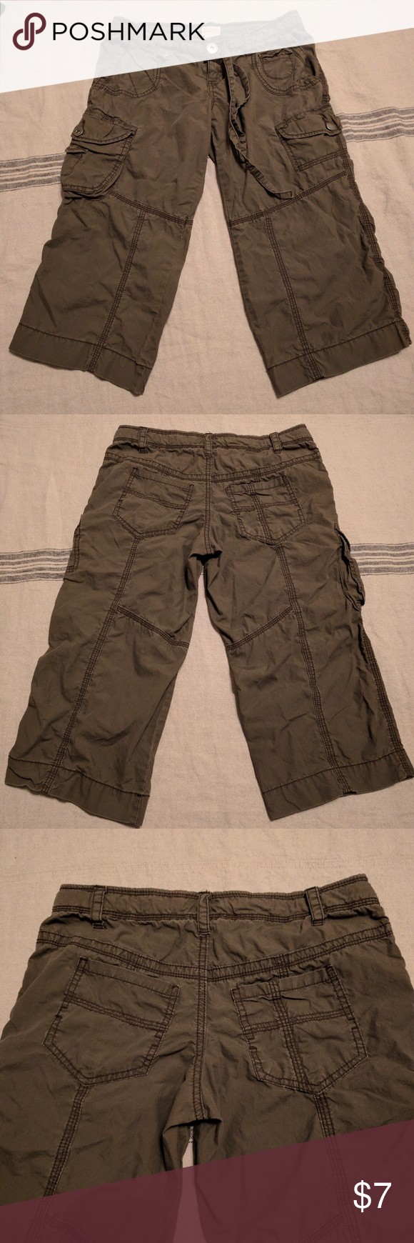 Cargo Bermudas With Images Fashion Trends Fashion Clothes Design