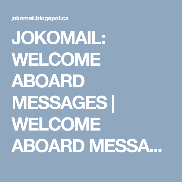 welcome messages for new employee - Hizir kaptanband co