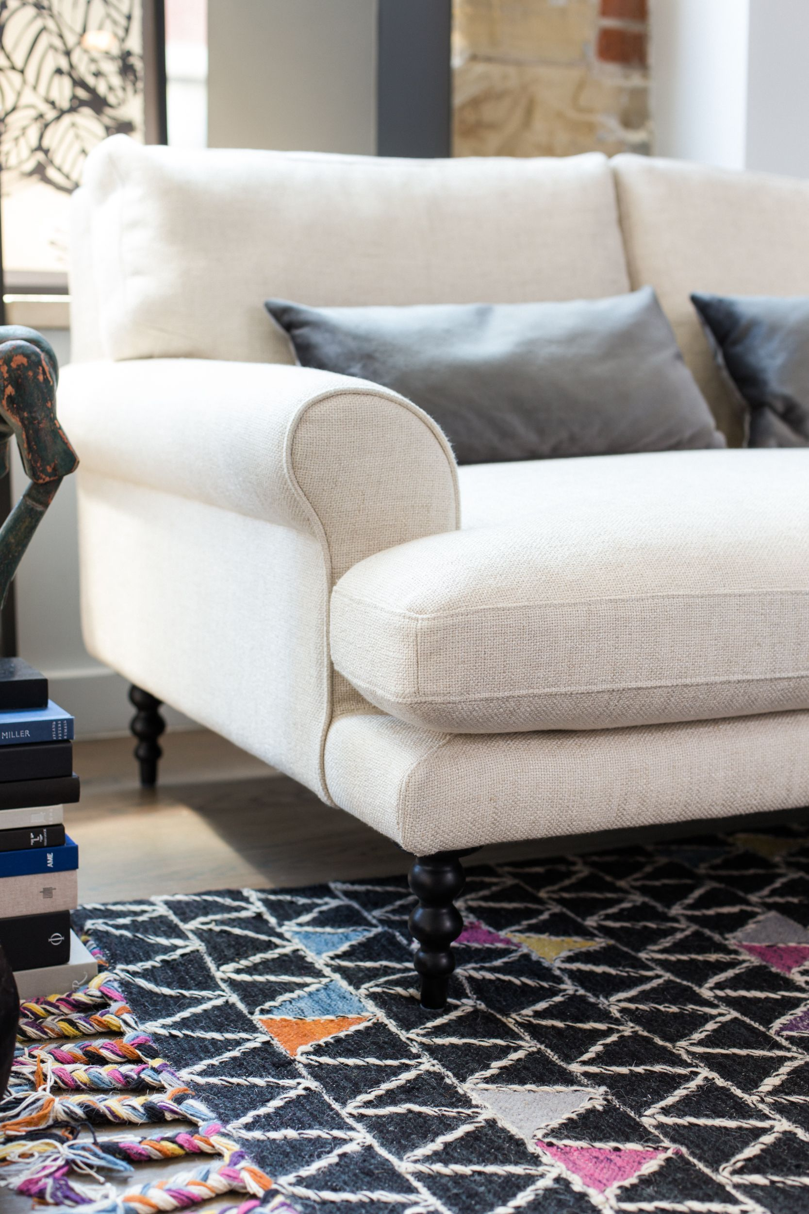 Win The Maxwell A Fabulously Clic Sofa From Interior Define Apartment Therapy