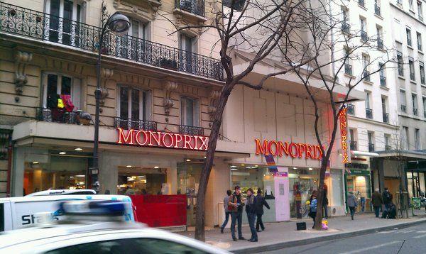 Monoprix Secretan 13 15 Avenue Secretan 75019 Paris 01 42 08 80 43 Monoprix Superette Magasin
