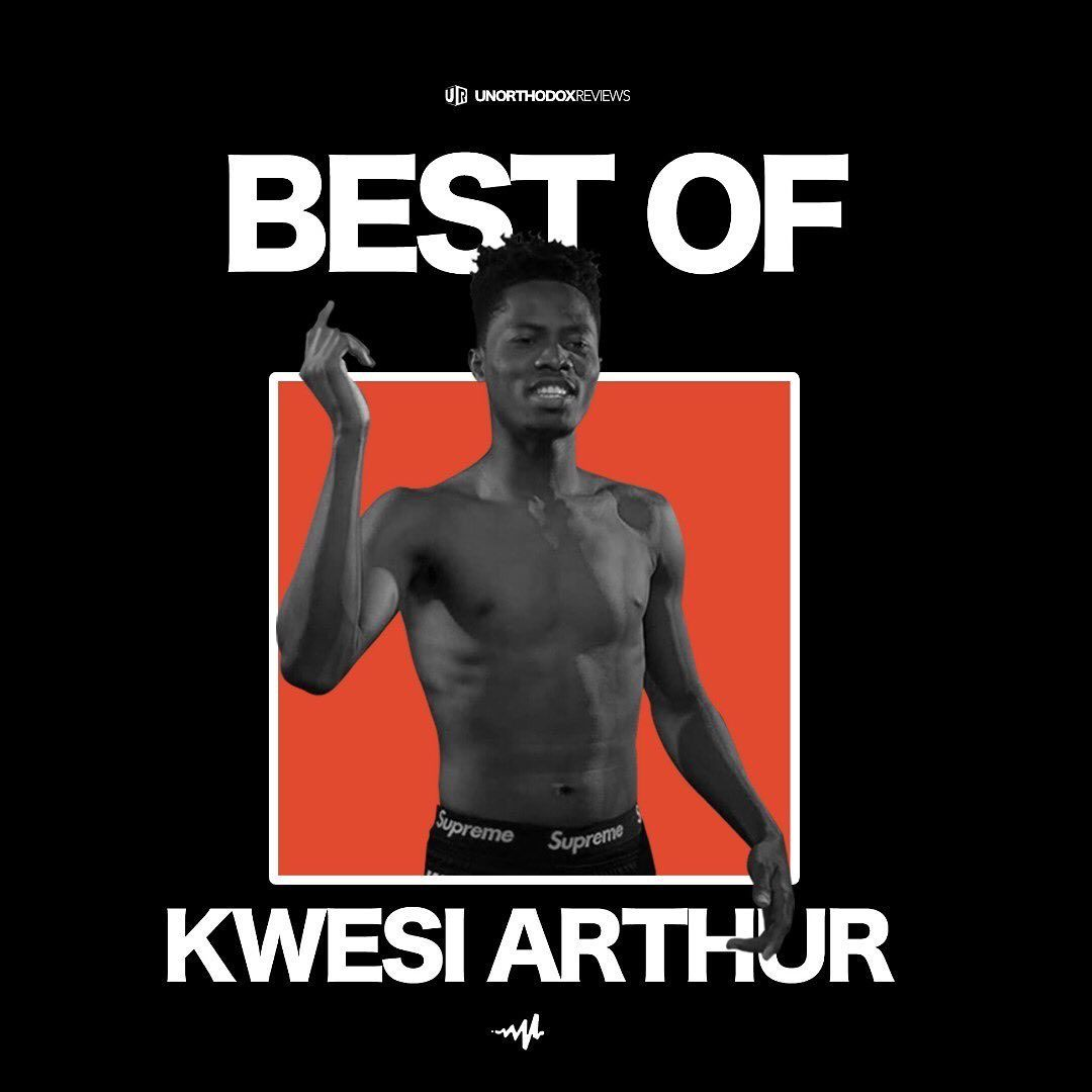 Start Your Monday Right With Our Best Of Kwesi Arthur Audiomack Playlist Link In Bio