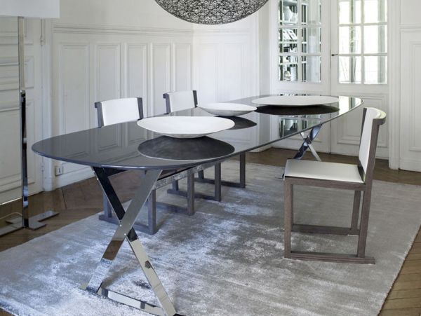 The Refined Pathos Dining Table by B&B Italia | Italia, Dining and ...