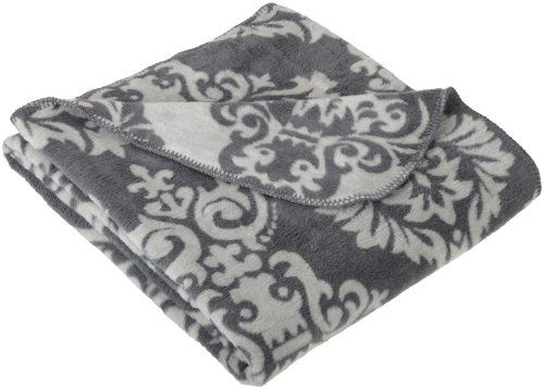 Pinzon Soft, Plush Cotton Throw, Damask Dark Gray Heather Pinzon by Amazon.com,http://www.amazon.com/dp/B00CB8UQVC/ref=cm_sw_r_pi_dp_wRe8sb0VYGMMWXFC