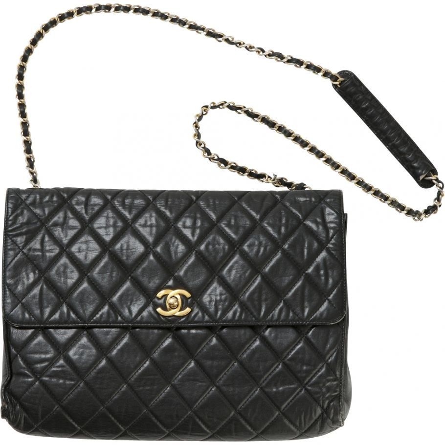 b192e4554d2a Chanel vintage bag | Vestiaire Collective | Carry | Pinterest ...
