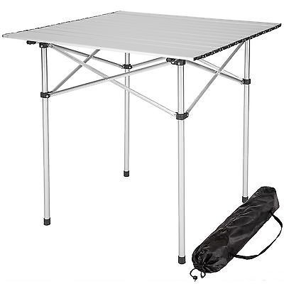 Aluminium Campingtisch Rolltisch Klapptisch Falttisch Gartentisch