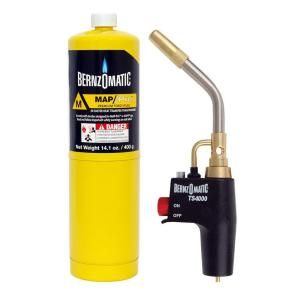Bernzomatic TS4000KC Trigger Start Torch Kit | Work tools | Cooking