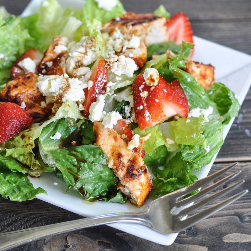 Tandoori Chicken Salad | Recipe | Dinner! | Pinterest | Tandoori ...