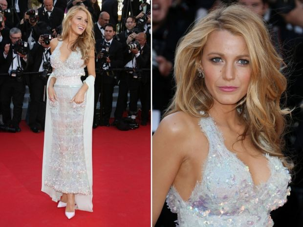 Blake Lively + Cannes = perfection.