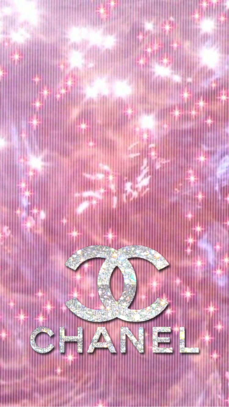 Chanel Wallpaper Chanel Wallpapers Sparkle Wallpaper Art Collage Wall