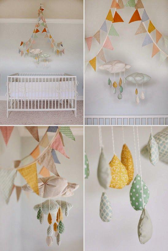 Boho Deco Chic: Como decorar un dormitorio de bebé de Ikea