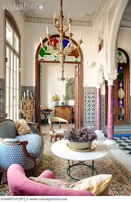 Beautiful Moroccan style townhouse | Live, love, relax | Pinterest ...