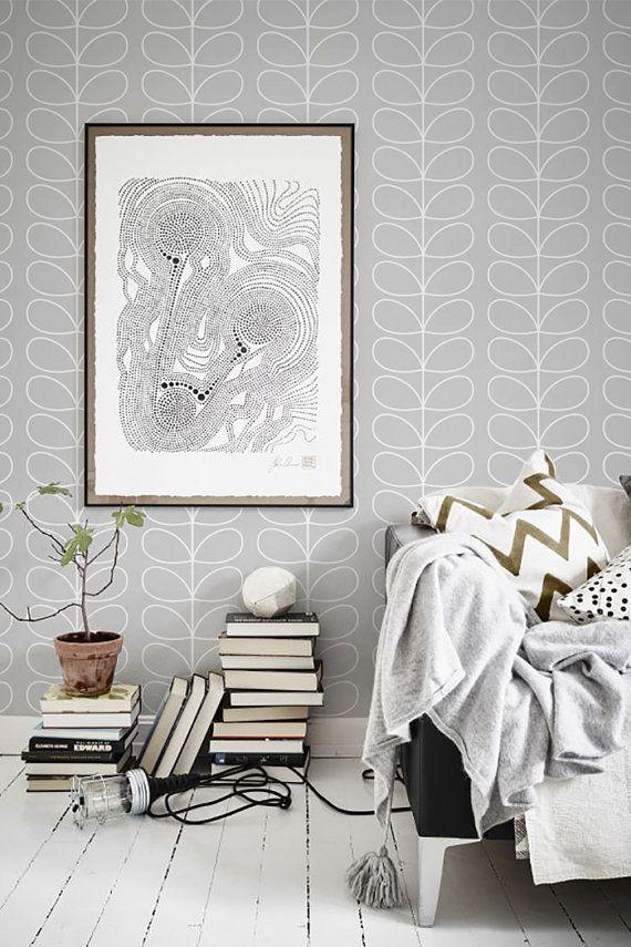 selfadhesive peel et b ton de papier peint en vinyle par betapet papier peint pinterest. Black Bedroom Furniture Sets. Home Design Ideas