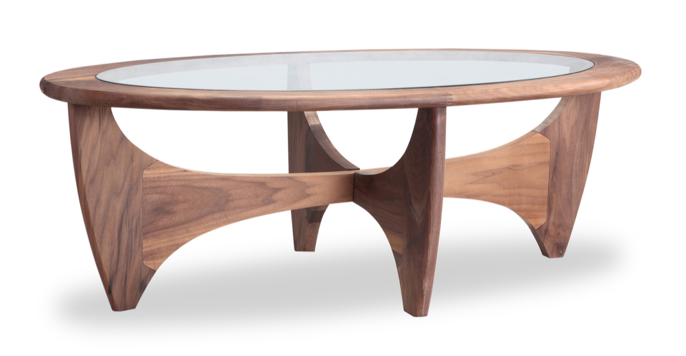 G Plan 48 Coffee Table Walnut In 2020 Coffee Table Plywood