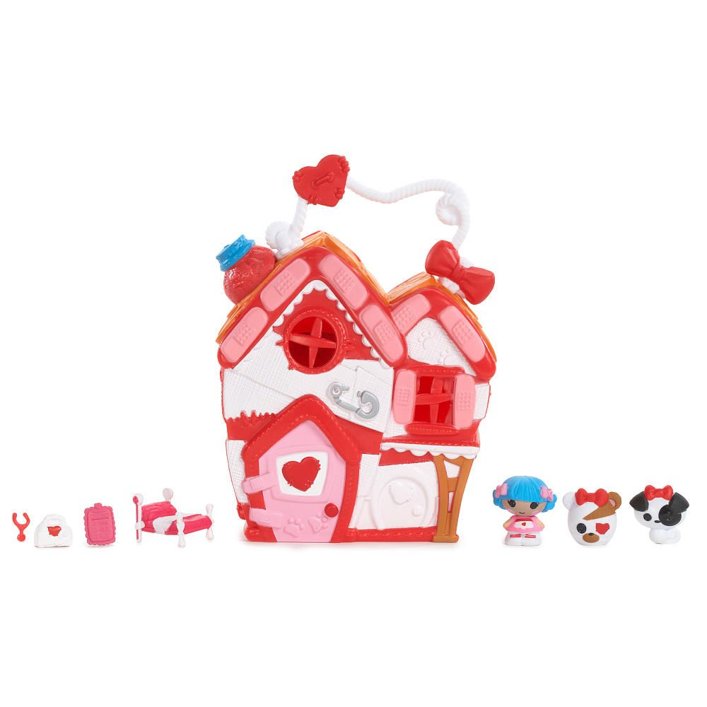 "Lalaloopsy Tinies House - Rosie's Pet Hospital - MGA Entertainment - Toys ""R"" Us"