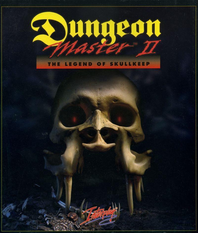 Cover art for Dungeon Master II: Skullkeep (Macintosh