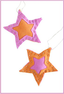 Photo of Easy to sew Upcycled T-Shirt Ornaments…would be even better done in tie silk a…