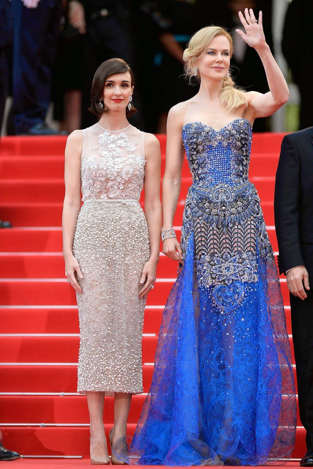 #Cannes #FilmFestival #2014 #NicoleKidman #ArmaniPrive #PazVega #ElieSaab #GraceDiMonaco Foto e post su #GlobArts: http://glob-arts.blogspot.it/2014/05/cannes-2014-film-festival-look-beauty.html #Chenepensate?