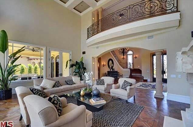 Kim Kardashian's House.