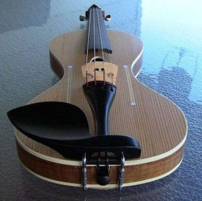 straight violin soundholes