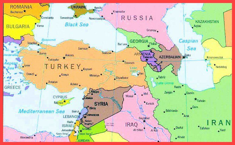 Of course my country has lots of effect how i perceive the world world map showing turkey gumiabroncs Choice Image