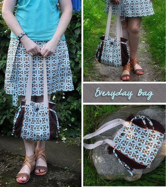 Everyday Bag by #Allerlieblichst