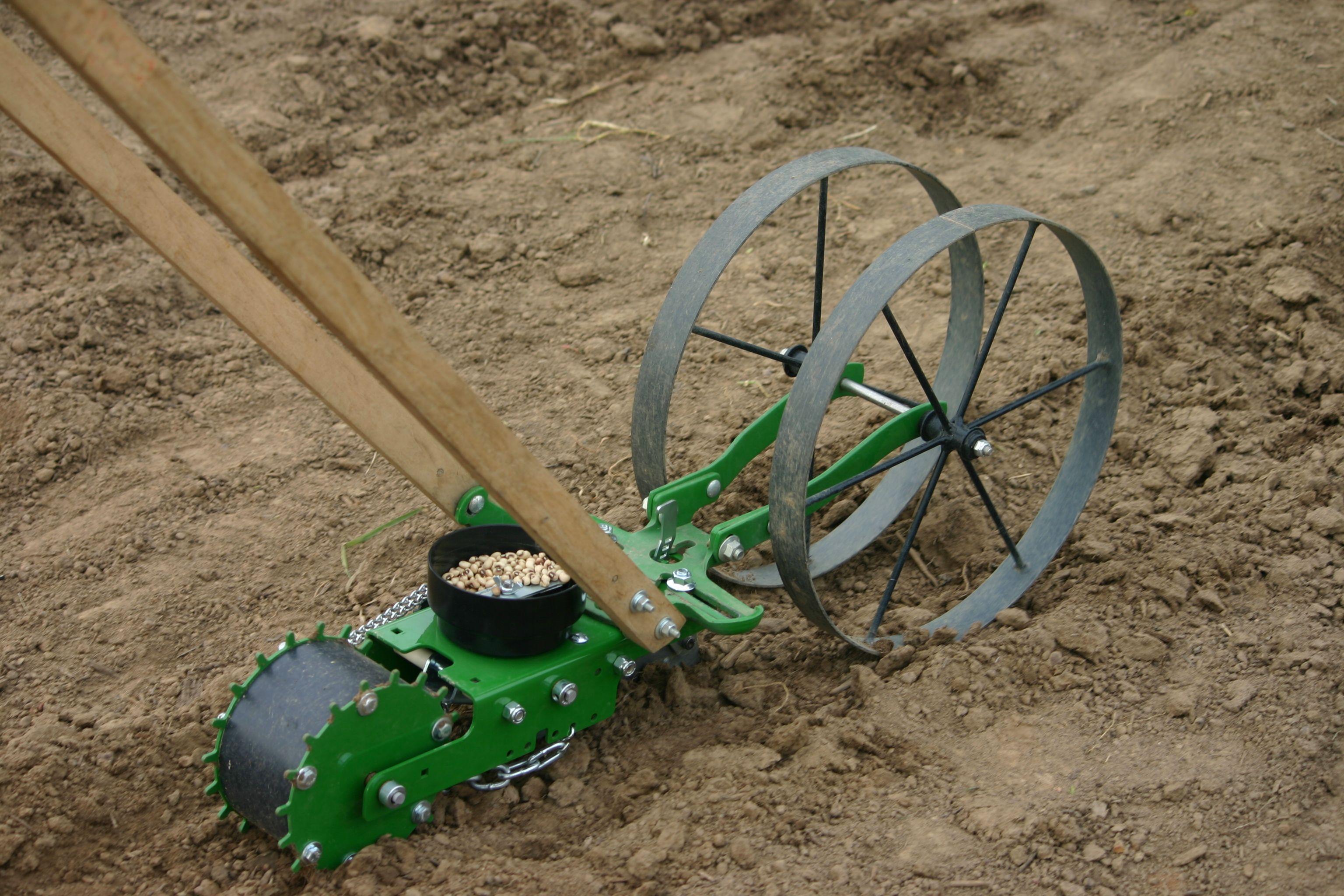 Seeder Attachment Hoss Planting