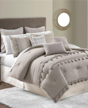 Swift Home Premium Ultra Soft 3 Piece Grey Faux Fur Reverse To