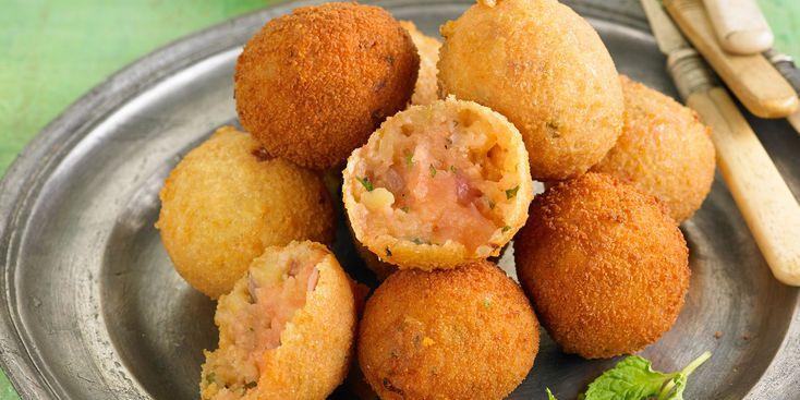 Croquettes De Patates Douces Recette Croquettes De Patates - Cuisiner les patates douces
