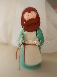 Resultado de imagem para boneco de pano JOSE MARIA E JESUS
