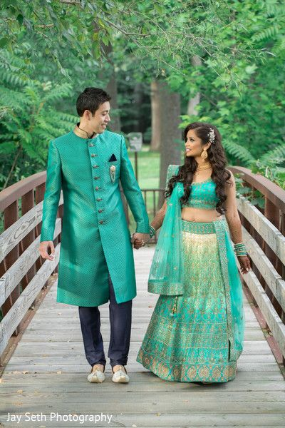 Beautiful indian bride and groom photoshoot in 2019