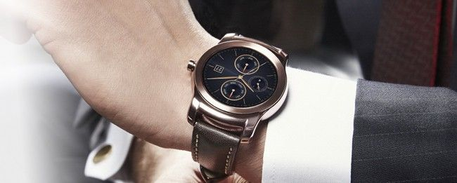 LG watch urban  That's how a watch has to look like :)