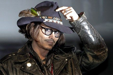 Image detail for -Johnny Depp is adding publisher to his resume. The Pirates of the Caribbean star is teaming up with publishing giant HarperCollins to create a new book imprint ...
