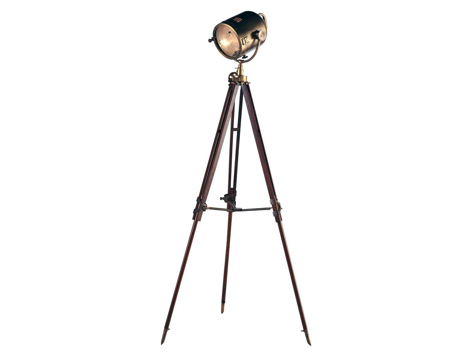 Height adjustable floor lamp CANNES ROCHE BOBOIS LIGHTING