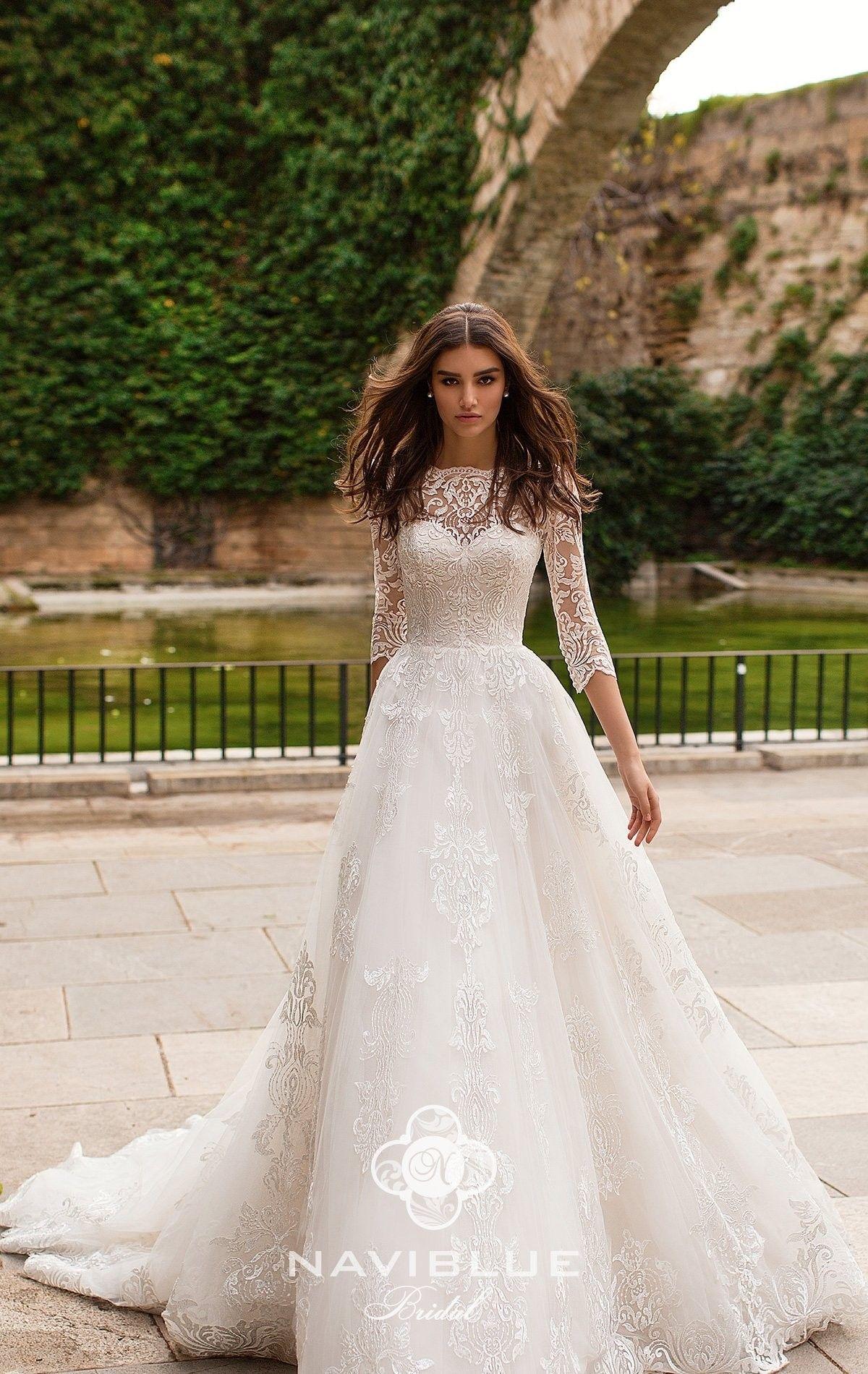 232c02c314fa Pin by רחל בן-סימון on שמלות | Pinterest | Свадьба, Свадебный and Свадьба  мечты