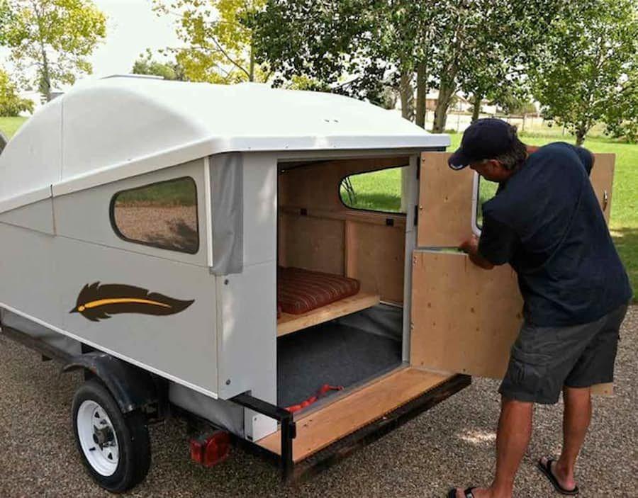 Teal Shrinks Its Modular Camper Into A Barebones 2500 Car