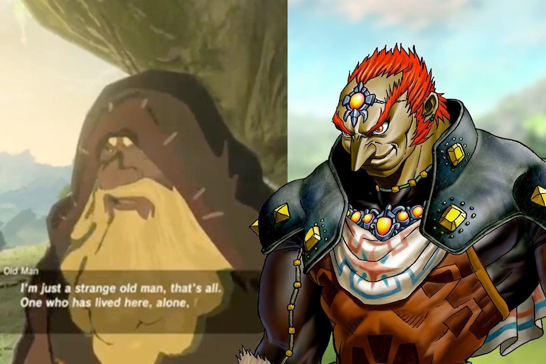 Image Result For Ganondorf Ocarina Of Time Zelda Breath