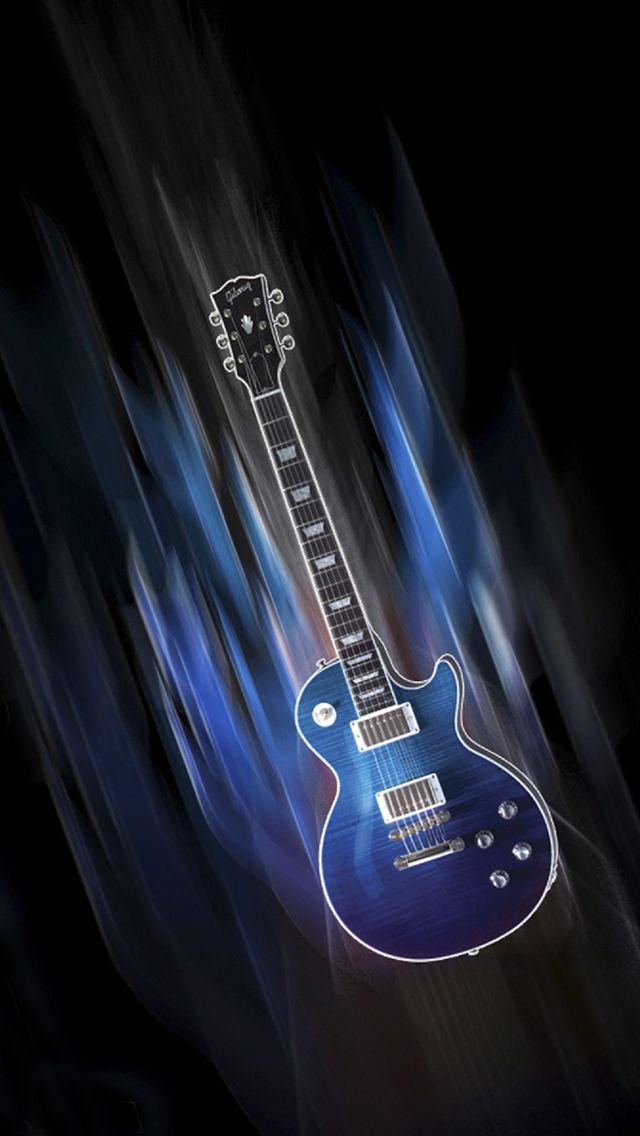 guitar iphone 6 wallpaper hd
