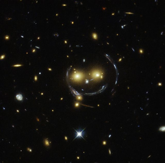 An Actual Image From Hubble Hubble Telescope Hubble Images