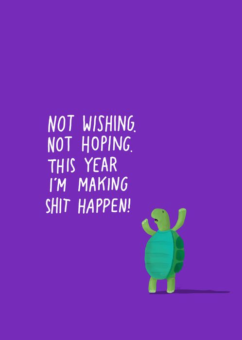 short funny new year quotes