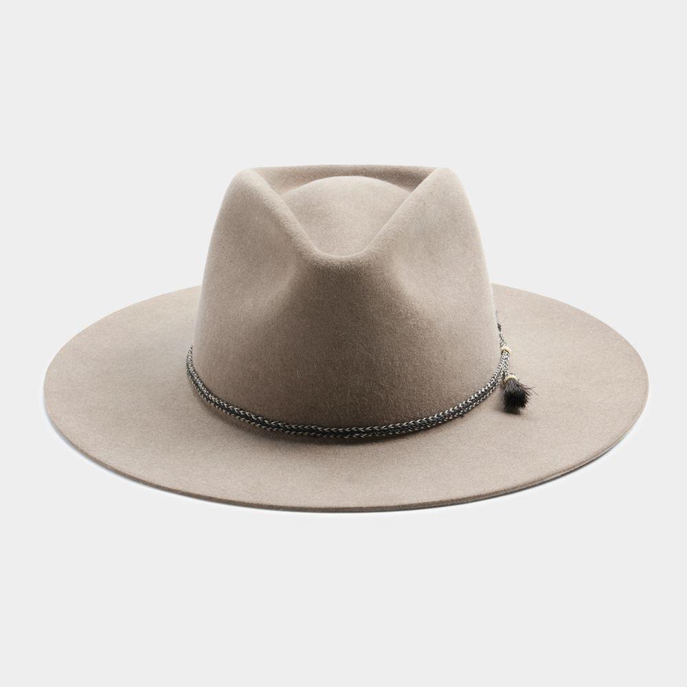 Are stetson made where hats John B.