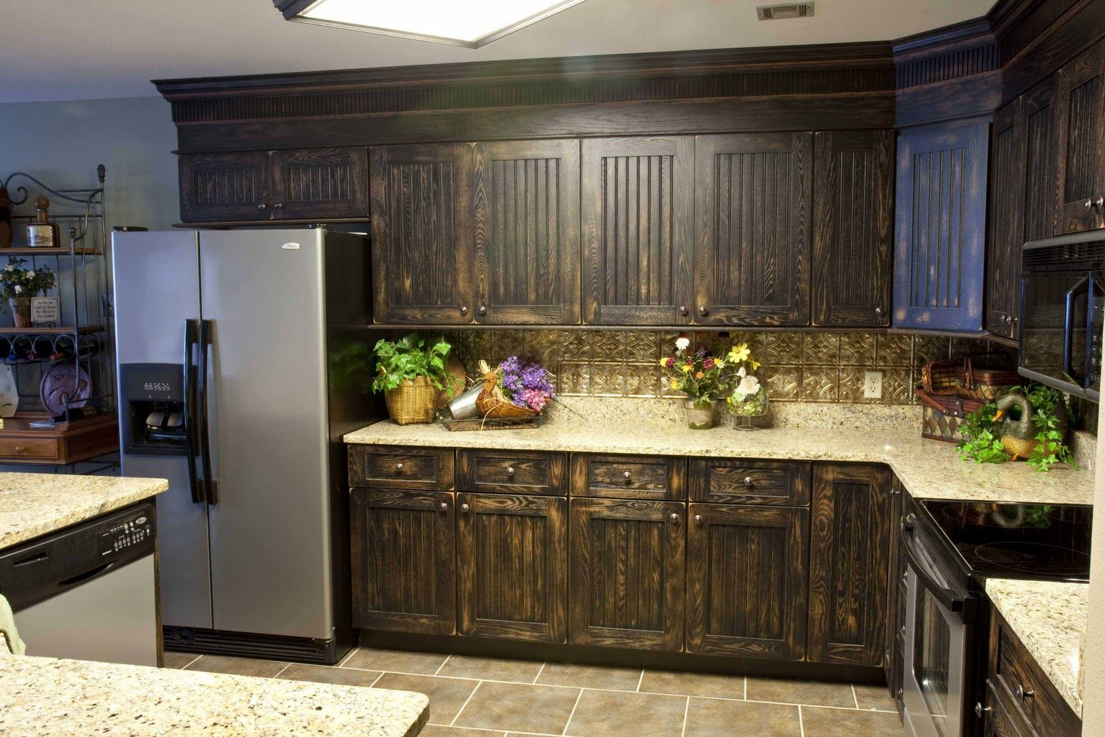 Best Diy Kitchen Cabinets Refacing Ideas Cabinet Refacin 400 x 300