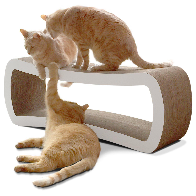 Cardboard Cat Scratcher Bed Uk Webnuggetz Com With Images Cardboard Cat Scratcher Cat Scratcher Cat Furniture