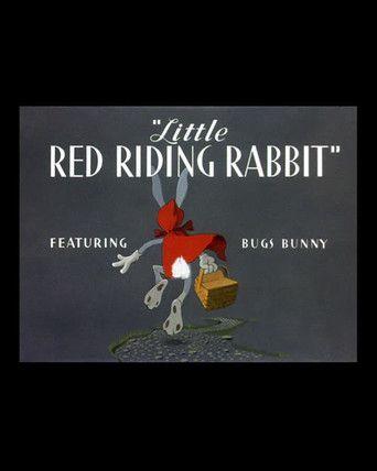 little red riding rabbit 1944. Hey grandma!