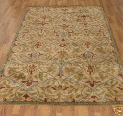 Details About Sale Pottery Barn Graceful Iris Area Rug