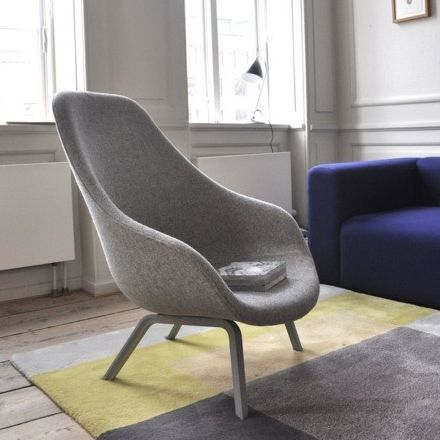 Room About A Lounge Chair