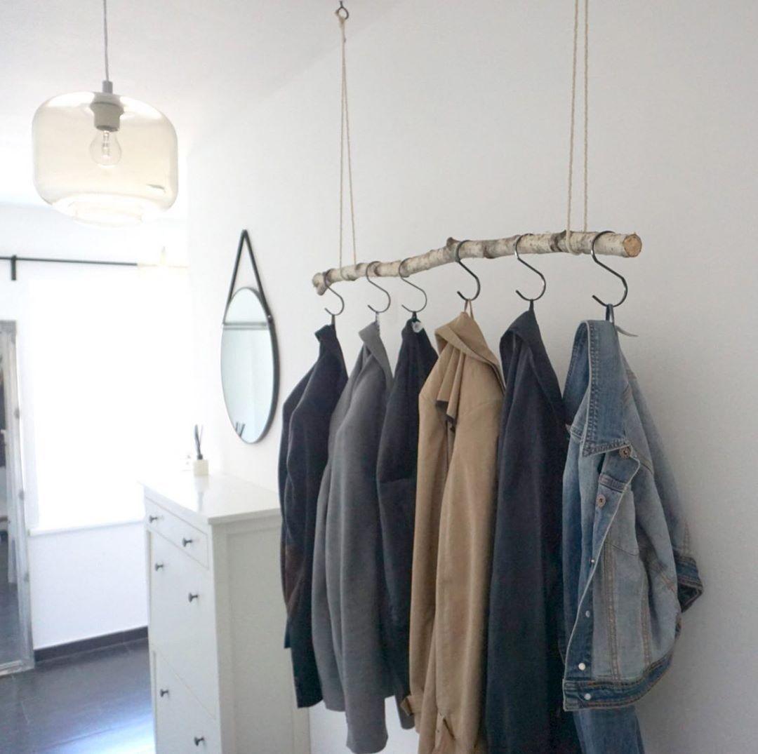 Doityourself Birken Garderobe Garderobe Diyfurniture Wardrobe