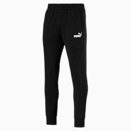 PUMA Essentials Men's Sweatpants in Cotton Black size 2X Large #sweatpantsoutfit