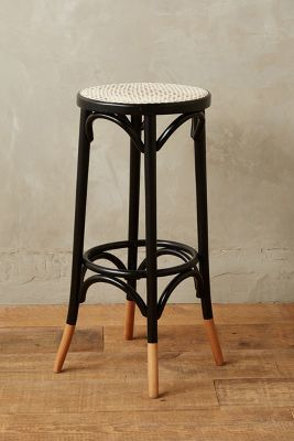 Anthropologie Scrolled Bentwood Barstool Anthroregistry