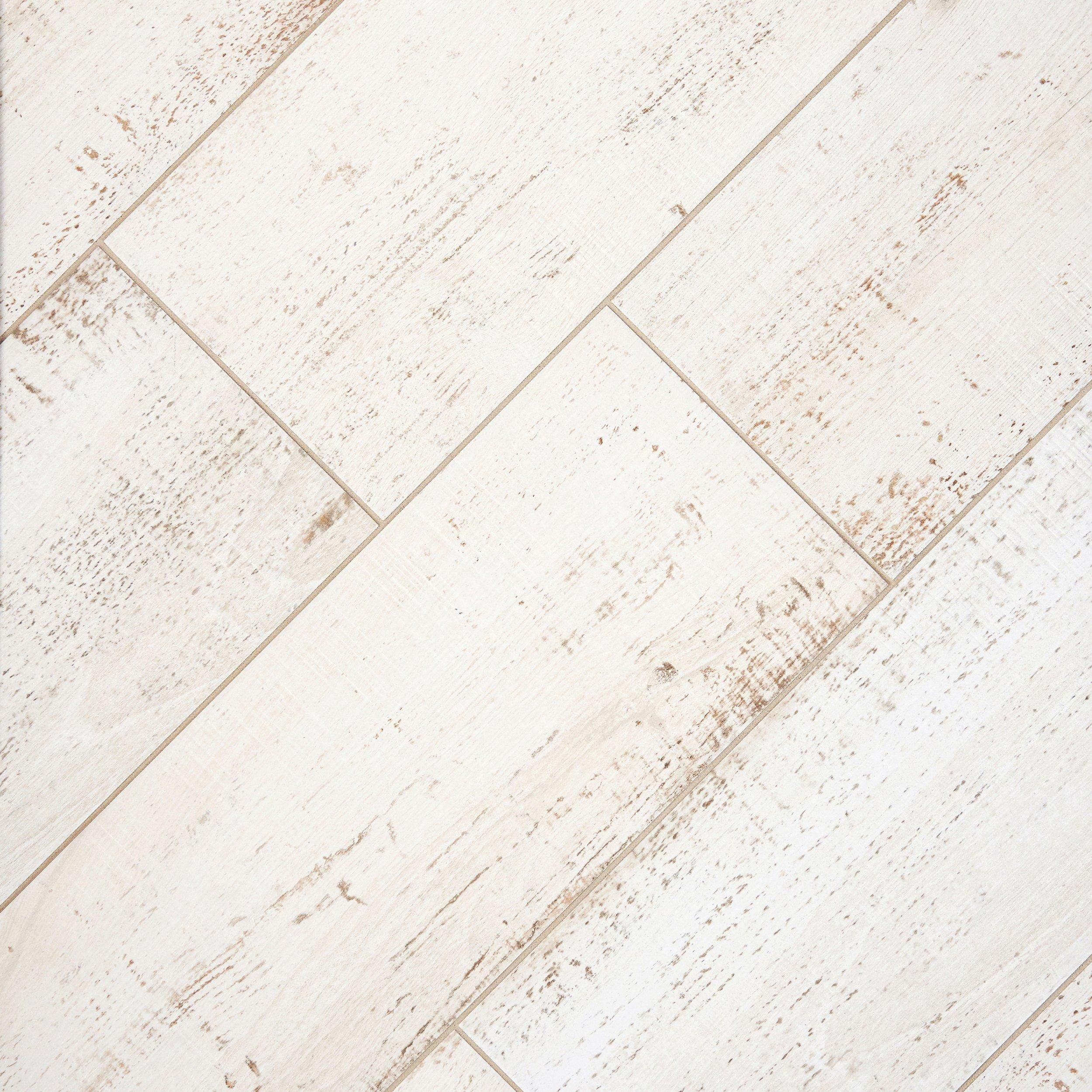 Windsor White Wood Plank Porcelain Tile Wood Tile Bathroom Wood Tile Bathroom Floor White Wood Floors