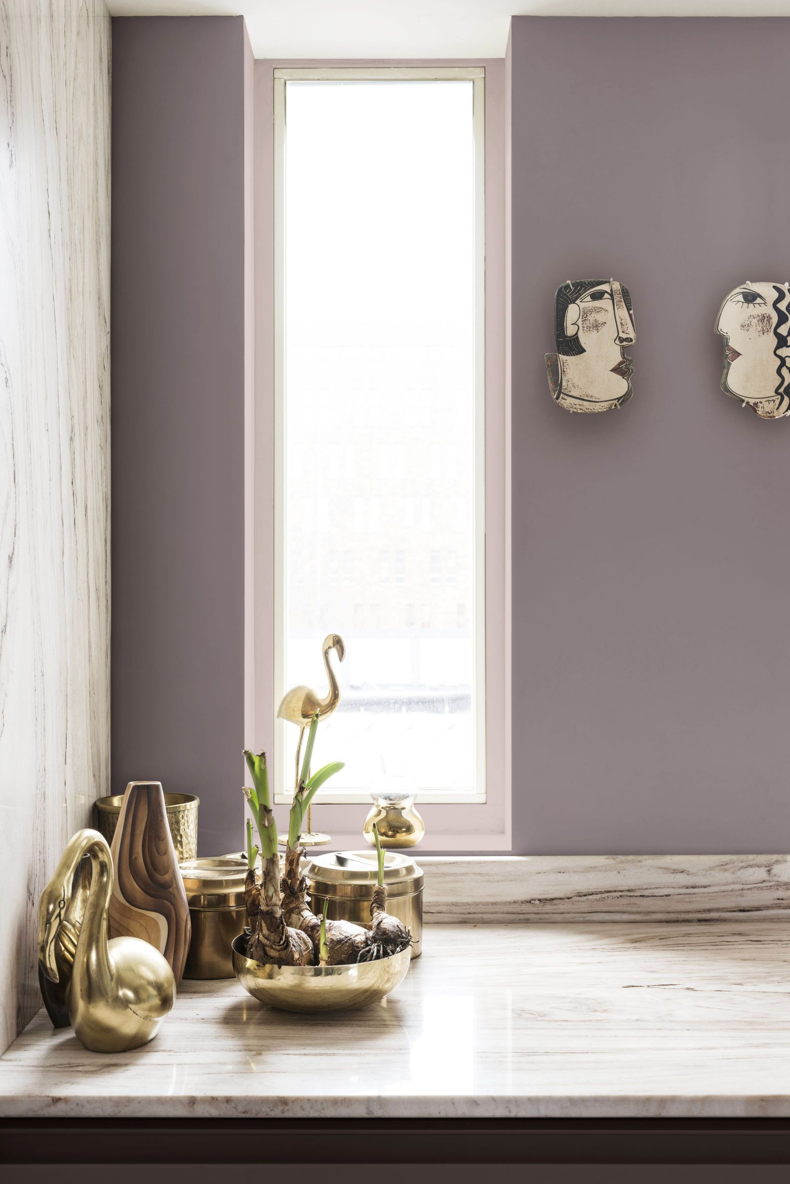 Peachy Dulux Announce Its Colour Of The Year 2018 House Dulux Home Interior And Landscaping Ologienasavecom
